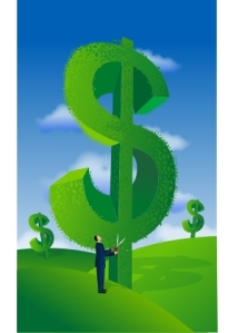 Green Dollar?